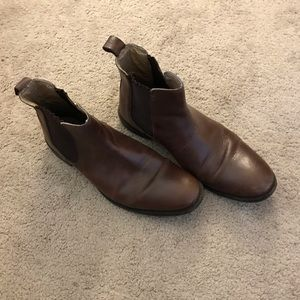Chelsea Boots- Brown Men's Size 8